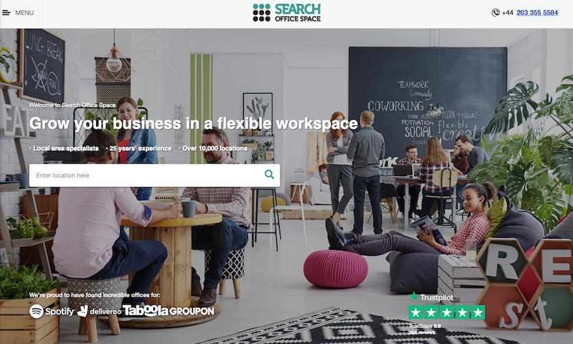 searchofficespace.com