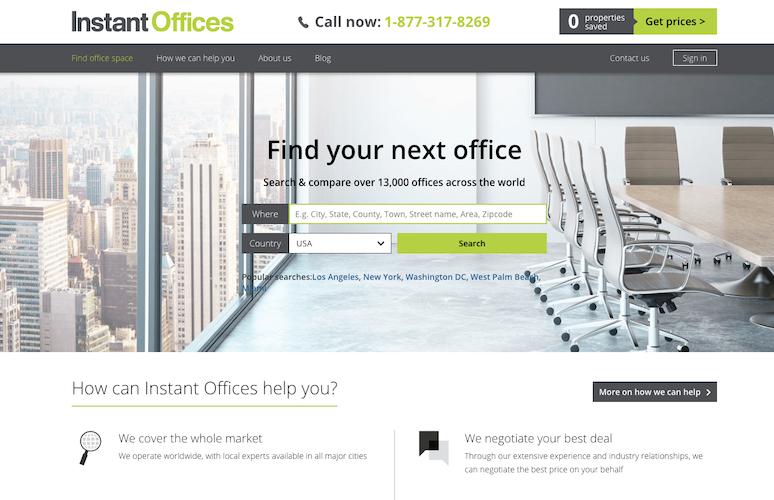 InstantOffices.com