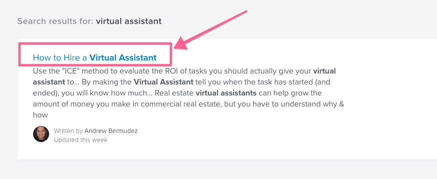 Digsy How to Hire a Virtual Assistant