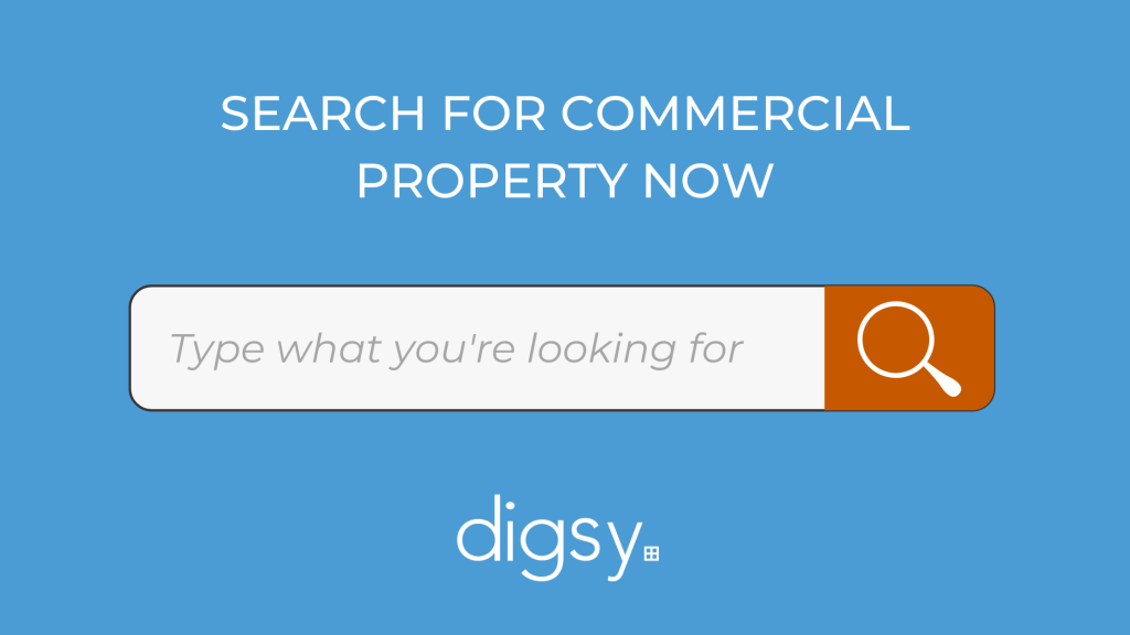 Digsy - Search For Commercial Property For Sale & Lease Now